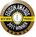 Edison Awards 2011 Winner Bronze Logo